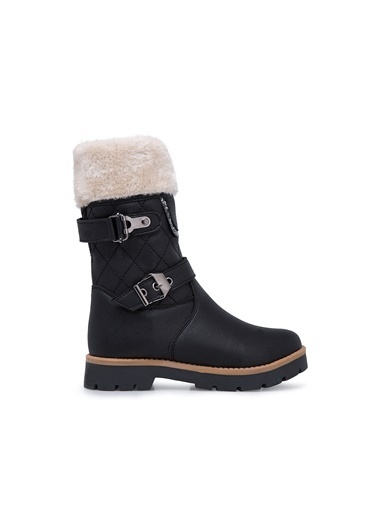 Polaris Çizme Siyah
